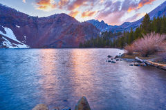 Virginia Lake images libres de droits