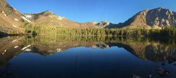 Virginia Lake royaltyfri foto
