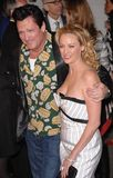 Virginia Madsen,Michael Madsen Stock Photo