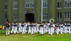 Virginia Military Institute (VMI) Cadets Royalty Free Stock Image