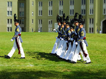 Virginia Military Institute (VMI) kadeci Fotografia Stock