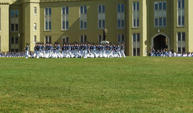 Virginia Military Institute (VMI) kadeci Obraz Royalty Free