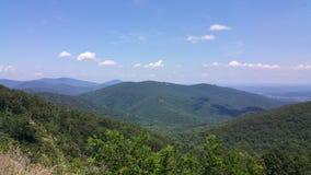 Virginia Mountain Photographie stock libre de droits