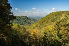 Virginia Mountain View occidentale images libres de droits