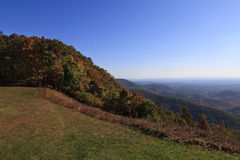 Virginia Mountains Royalty Free Stock Photos