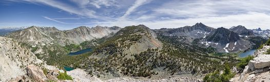 Virginia Pass Overlook Panorama