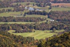Virginia Piedmont royalty free stock photography