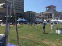 Virginia plaży festiwalu Piwny świętowanie Obraz Stock