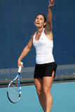 Virginia Ruano Pascual (ESP), professional tennis Royalty Free Stock Photo