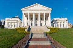 Virginia State Capitol fotografia stock