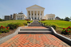 Virginia State Capitol Images stock