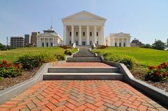Virginia State Capitol Immagini Stock