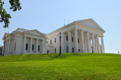 Virginia State Capitol royalty free stock images