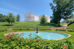 Virginia State Capitol royalty free stock photo