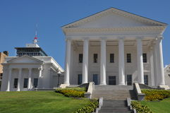 Virginia State Capitol in Richmond Royalty Free Stock Images