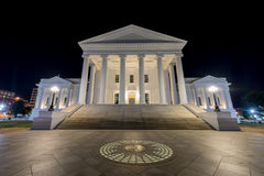 Virginia State Capitol - Richmond, la Virginie photographie stock libre de droits