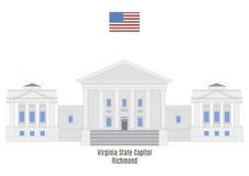 Virginia State Capitol, Richmond Royalty Free Stock Photo