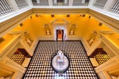 Virginia State Capitol - Richmond, Virgínia foto de stock royalty free