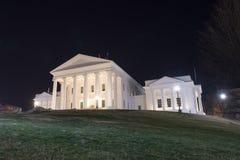 Virginia State Capitol - Richmond, Virgínia imagens de stock royalty free