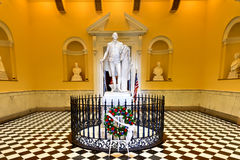 Virginia State Capitol - Richmond, Virginia stockbild