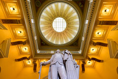 Virginia State Capitol - Richmond, Virginia lizenzfreies stockbild
