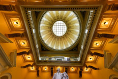 Virginia State Capitol - Richmond, Virginia stock image