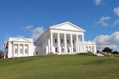 Virginia State House a Richmond fotografia stock libera da diritti