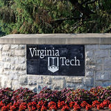 Virginia Tech Royalty Free Stock Photography