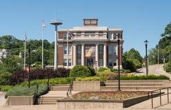 Virginia University del oeste en Morgantown WV Imagen de archivo