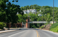 Virginia University occidentale à Morgantown WV Photographie stock libre de droits