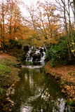 Virginia Water Cascade Royalty Free Stock Photography