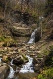 Virginia Waterfall ad ovest Fotografia Stock