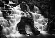 Virginia Waterfall Royalty Free Stock Images