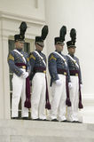 Virginia Wojskowego Instytutu Kadeci (VMI) Fotografia Royalty Free