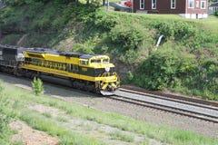Virginian meridional 1069 de la locomotora de la herencia de Norfolk Imagen de archivo libre de regalías