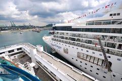 virgo звезды туристического судна Стоковые Изображения
