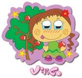 Virgo Imagen de archivo