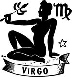 Virgo Stock Image