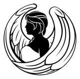 Virgo horoskopu zodiaka znak Zdjęcie Royalty Free
