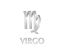 Virgo sign Stock Photo