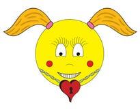 Virgo Smiley Stock Photos
