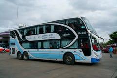 Viriya tour company bus Stock Images