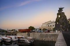 Virpazar Montenegro Royalty Free Stock Photography
