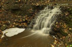 Virsaisu waterfall Royalty Free Stock Images