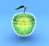virtual apple Stock Images