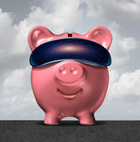 Virtual Banking Stock Image