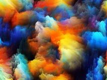 Virtual Colors Royalty Free Stock Photos