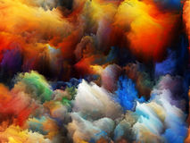 Virtual Colors Royalty Free Stock Images