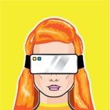Virtual Device Vector Stock Photo