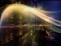 Virtual Fractal Realms Stock Photos